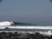 Una gran ola