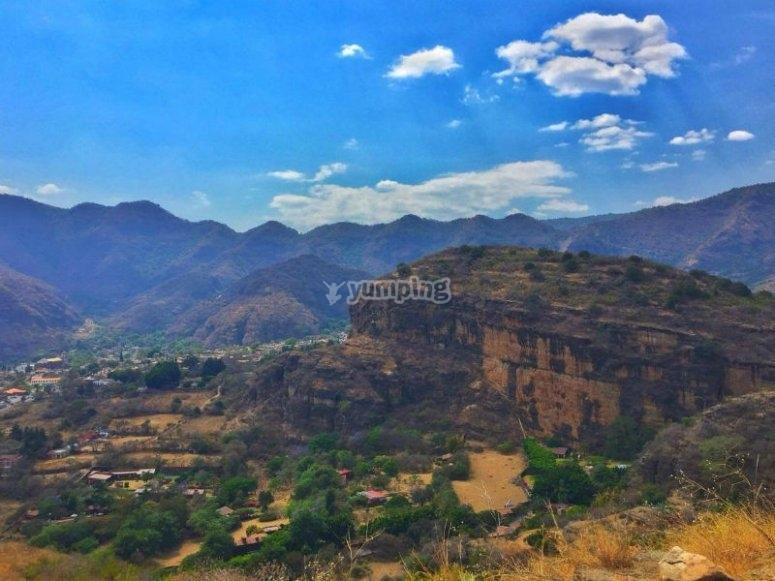 Sierra de Malinalco