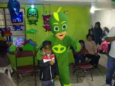 Animación con show para fiesta infantil 1 hora