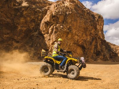 ATV adventure through Mina San Bernabé 1 hour