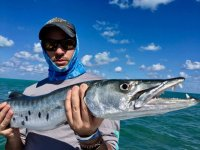 Fishing in Ascension Bay with food 8h