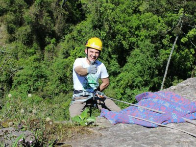 Rappel Adventure in Ciudad Universitaria 5 hours