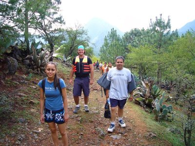Hike through Tepoztlán 2.5 hours