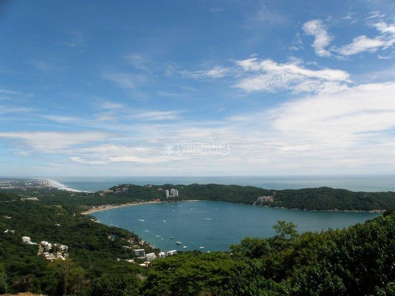 Ven a Puerto Marqués en Acapulco