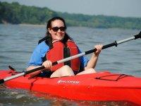 Diviértete remando tu kayak