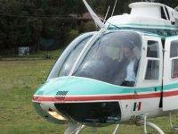 Vuelo en helicóptero sobre Teotihuacán 25 minutos