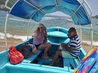Round trip to Pichilingue from Puerto Marqués