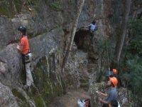 Ascenso en roca
