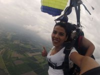 salto tandem de paracaidismo