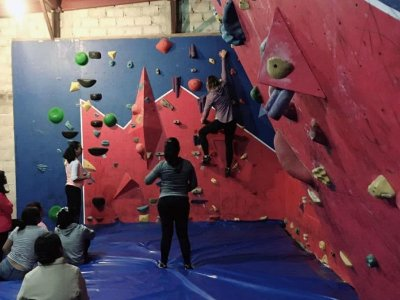 10 classes San Cristobal de las Casas Climbing Wall
