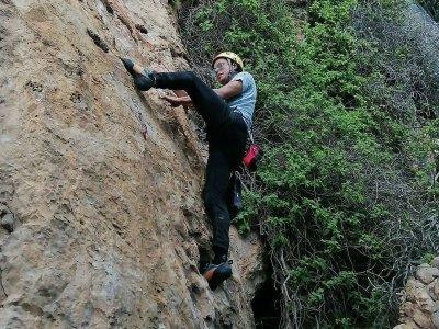 Climbing adventure to Cerro Don Lauro