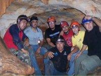 Grupo de espeleología