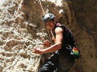 Climbing adventure in Copoya