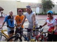 Recorrido en bicicleta