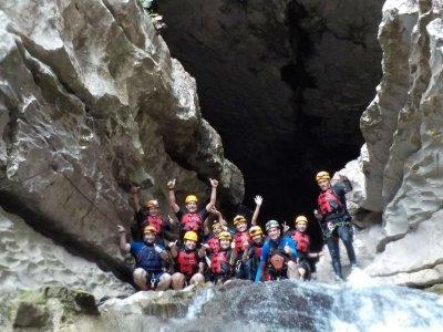 Canyoning in El Chorreadero, Chiapa de Corzo 6 hours