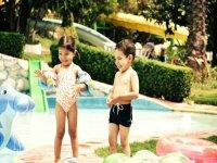 Access to Water Park in San Agustín Etla Children