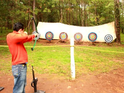 Archery Adventure in Mazamitla 30 min