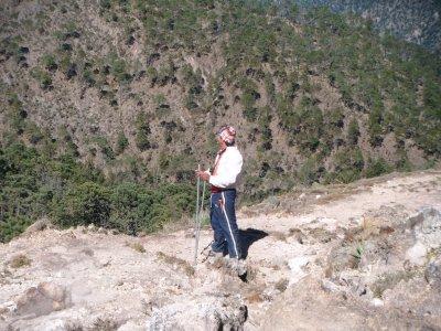 Iguana Expediciones Caminata
