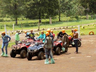 Mountain ATV Tour in Mazamitla 35 min