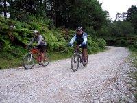 Mountain bike routes