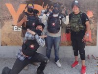 Gotcha 100 bullets and VIP marker in Tijuana