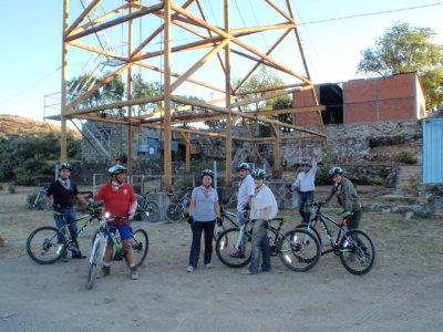 Turismo Alternativo en Guanajuato Ciclismo de Montaña