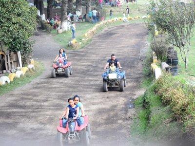 ATV tour in La Marquesa 30 min