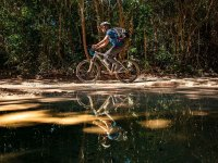 Bike tour through 3 cenotes in Tulum 5.5 hrs