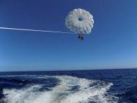 Aventura de Parasailing en Cabo San Lucas 10 min