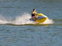 Aventura moto acuática en Playa El Médano 1 hora