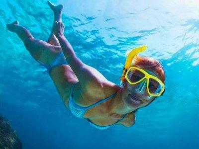 Snorkel en Playa Santa María en Cabo San Lucas 3hr