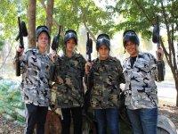 Gotcha team in Sinaloa