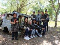 Gotcha in Culiacan as a family