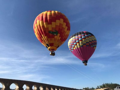 Balloon lift in Arcos del Sitio price for children