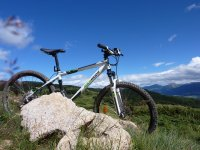 Spend a day practicing mountain biking