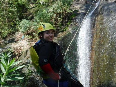 Canyoning in Los Azules Canyon in Tequila 8 hours