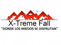 Logo X treme Fall