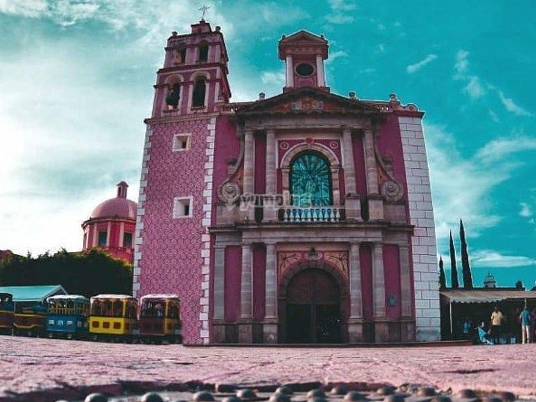 Disfruta del encanto de Tequisquiapan