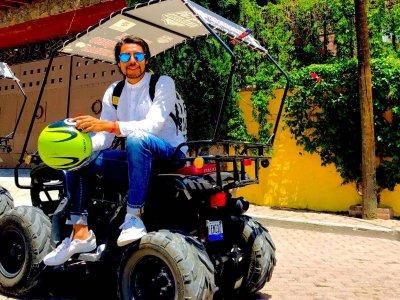 ATV adventure through Tequisquiapan 1.5 hr