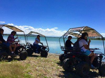 ATV through Monte San José Tequisquiapan 2 hours