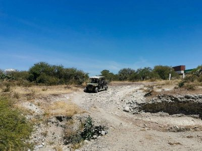4x4 route with wine pairing in Tequisquiapan 3.5hr