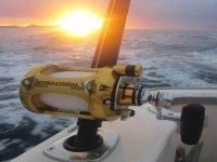 En la pesca