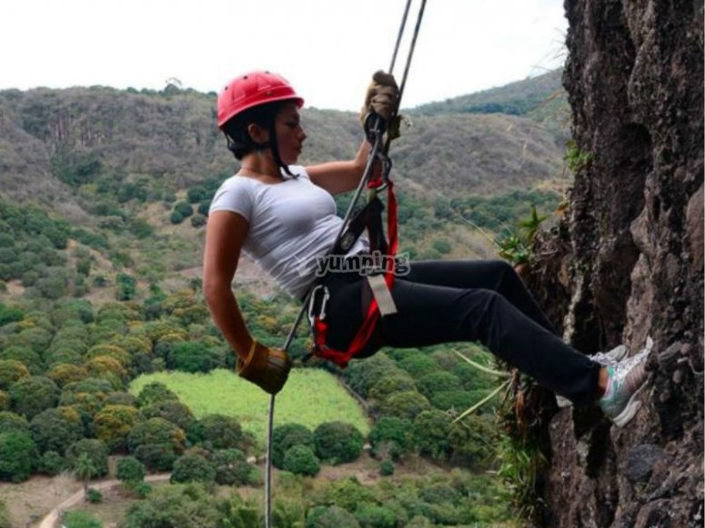 Achieve all your goals with this adventure sport