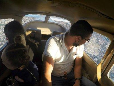 Vuelo en Avioneta sobre Guadalajara 1 hora