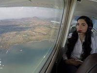 Vuelo en avioneta por Lago de Chapala por 1 hora