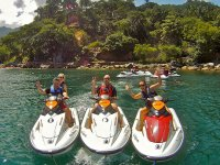 Moto de agua 1 pax y snorkel en Puerto Vallarta 2h