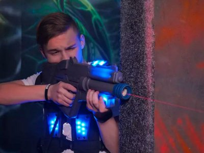 Laser Tag at your event from Atizapán 4 hours