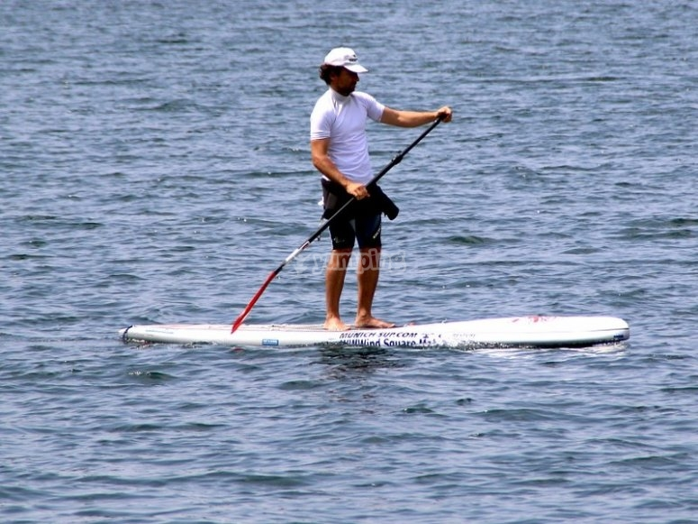 Learn SUP with us