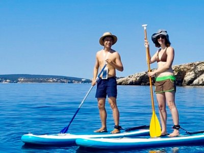Stand Up Paddle Class in Puerto Vallarta 3 hours