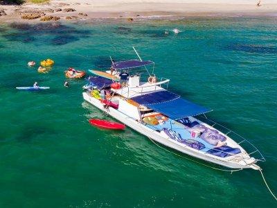 Boat trip, snorkel and food Puerto Vallarta